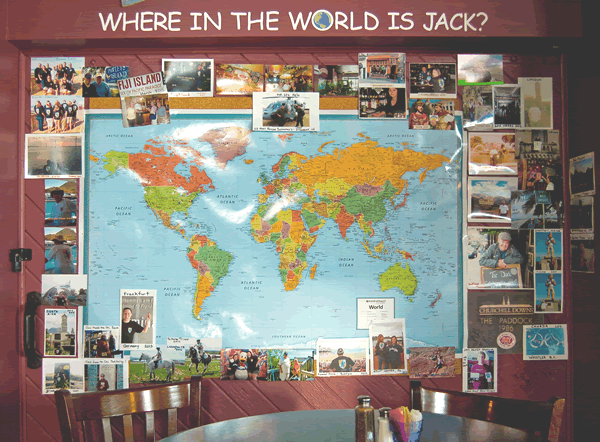Where in the World is Jack